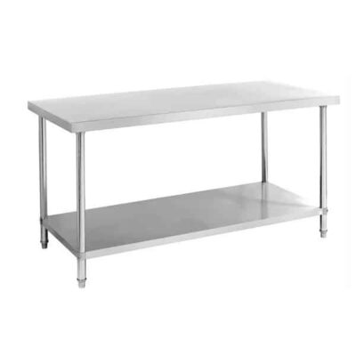 Premium Stainless Steel Table 1.8m