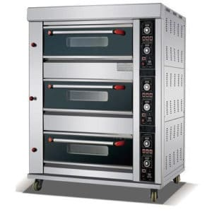 Electric Baking Oven HEO-36