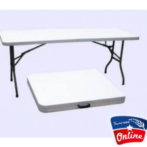 Plastic Folding Table (1.8m)