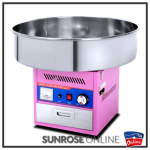 Gas Candy floss Machine HGC-02