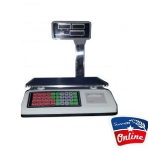 Electronic Price Printing Scale