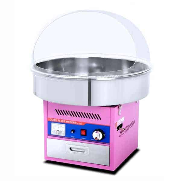 ELECTRIC CANDY FLOSS MACHINE HEC-01