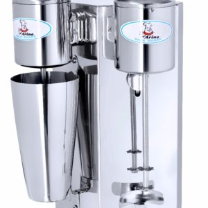 Double Head Milkshake Machine