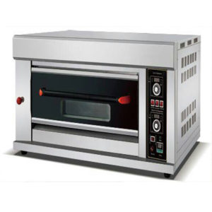 Electric Baking Ovens 1Deck 2Tray