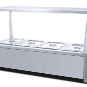 Pan Bain Marie Showcase