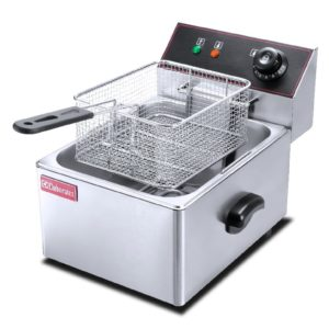 Single Electric Deep Fryer HEF-81