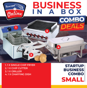 Startup Business Combo Small