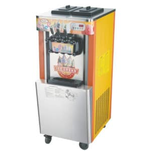 Ice Cream Machine – 3 flavour Floor Standing