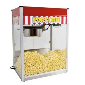 Electric Popcorn Machine-16oz