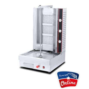 Gas Shawarma Machine (3 Burner)