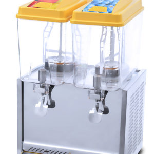 Double Tank Juice Dispenser