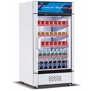 Single Door Upright Cooler