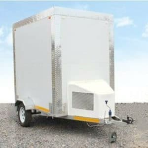 Mobile Cold Room Chillers (2m x 1.2m x 1.7m)