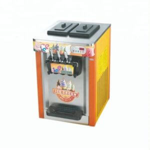 MQL22A 3 FLAVOR COUNTERTOP ICE CREAM MACHINE