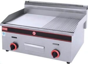 Gas Griddle & Groove (HGG-722)