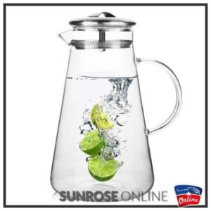 Glass Teapot 1.8l