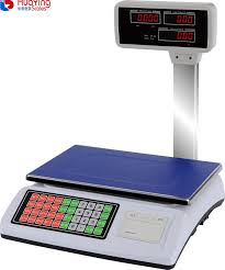Electronic Receipt Printing Scale