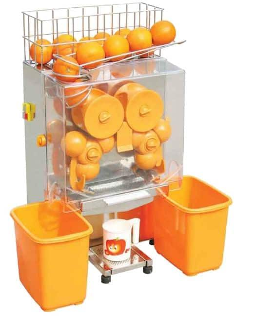 Nj2000 automatic citrus juice extractor