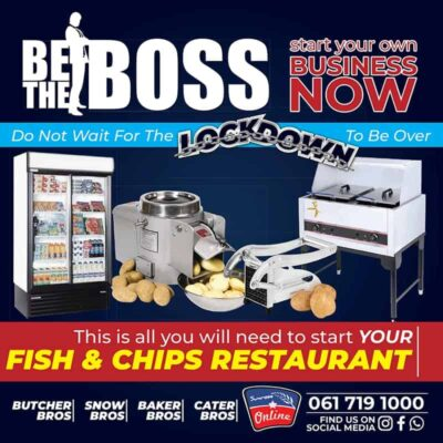 Fish And Chips Restaurant Combo