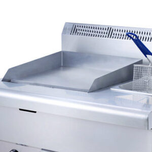 HGG-751 GAS GRIDDLE WITH FRYER