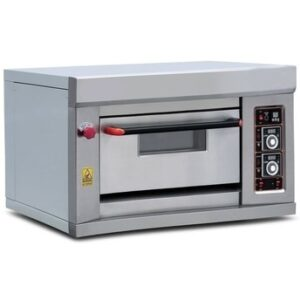 Electric 1 Deck 3 Tray Oven Heo-13