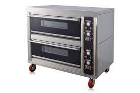 Heo-24 Electrical 2 Deck 4 Tray Oven