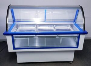 2M Gelato Display Freezer