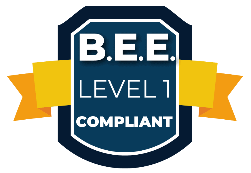 BEE Level 1 Compliant